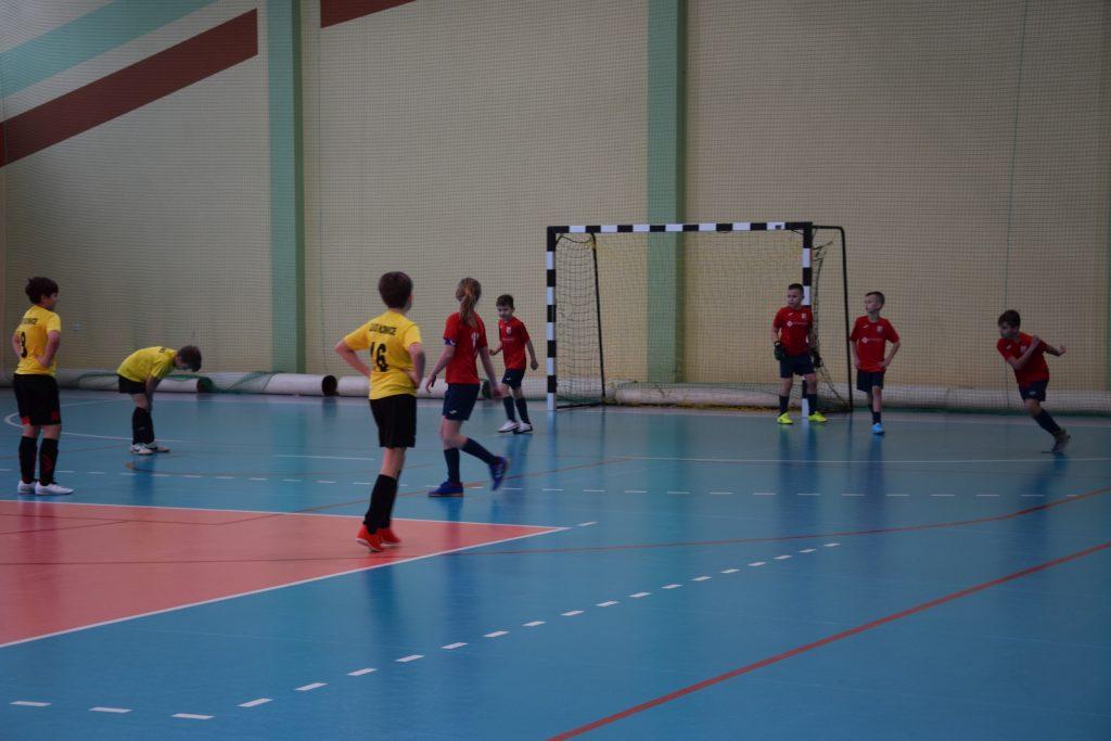 W Mstowie odbył się halowy turniej o Puchar Prezesa ŚZPN 6