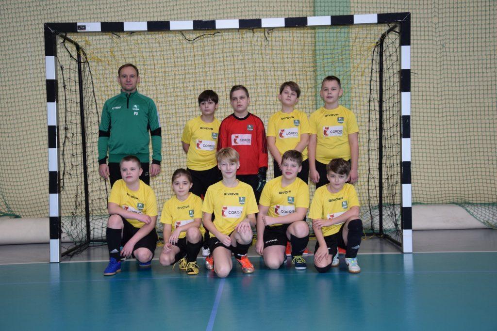 W Mstowie odbył się halowy turniej o Puchar Prezesa ŚZPN 5