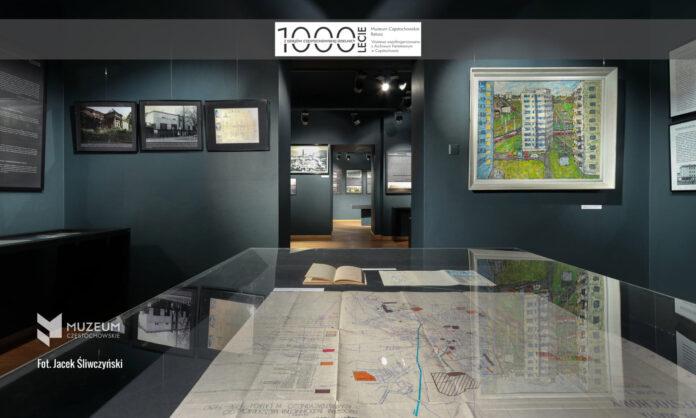 W Muzeum Częstochowskim wystawa poświęcona dzielnicy Tysiąclecie 2