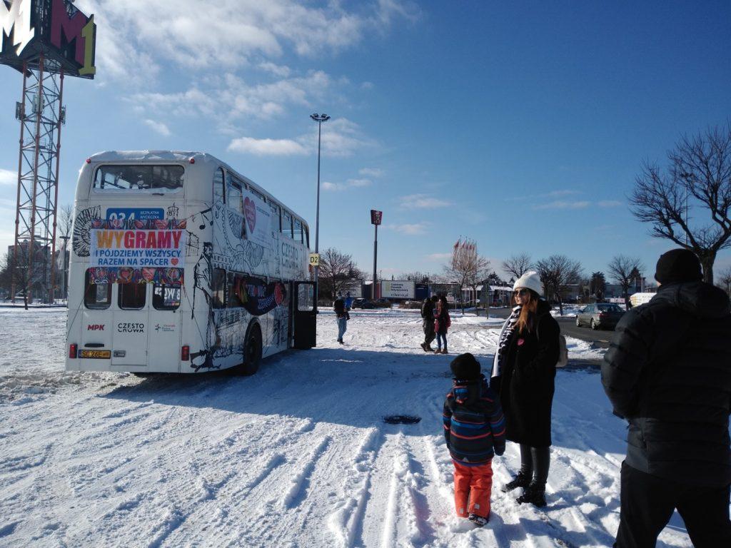 Samochodowa Parada Serc na rzecz częstochowskiego sztabu WOŚP 24