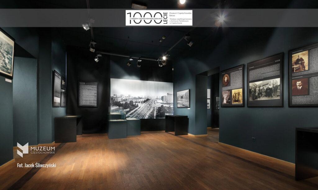 "Wystawa ""1000-lecia"" w Ratuszu 1"