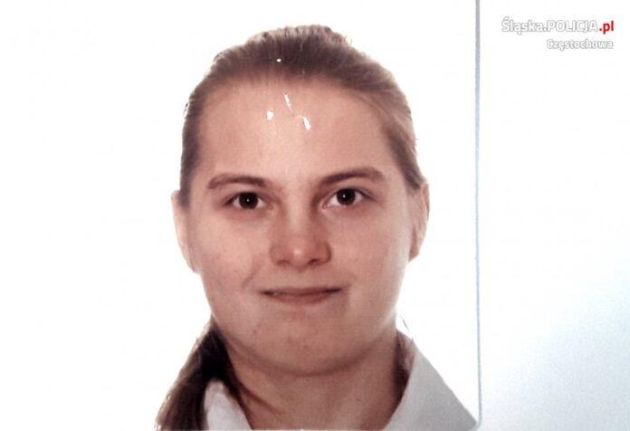 Zaginęła 20-letnia częstochowianka. Policja prosi o pomoc 2