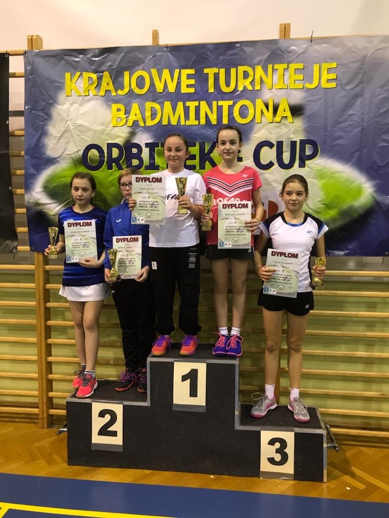 """Drużyna """"Lotki"""" z Olsztyna zdobyła 5 medali 2"""