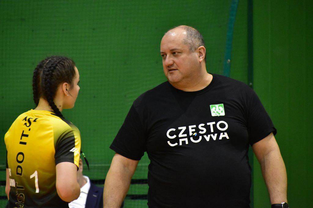 """Porażka siatkarek AZS w meczu """"na szczycie"""" z KPKS-em 5"""