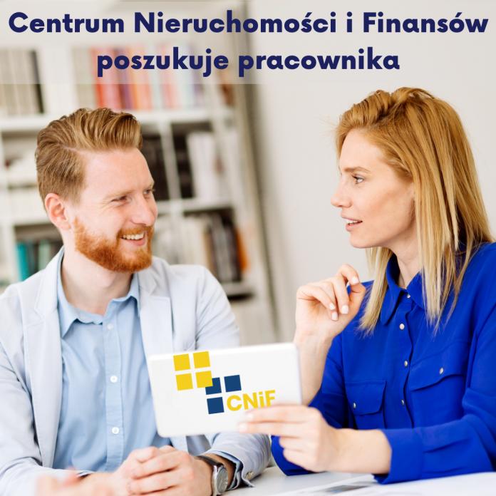 Oferta pracy w Centrum Nieruchomości i Finansów w Częstochowie! 3