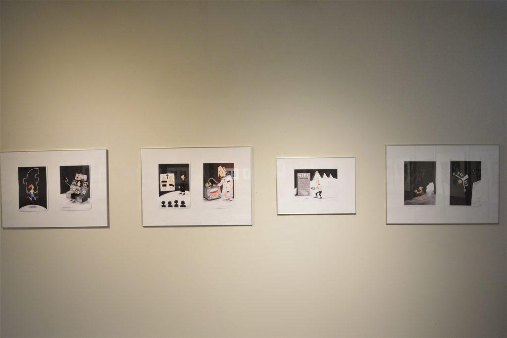 Rysunki Dariusza Dąbrowskiego w Miejskiej Galerii Sztuki. Wernisaż już 11 lutego! 3