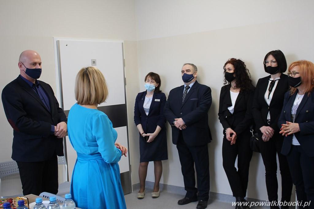 W Kłobucku otwarto Dzienny Dom Opieki Medycznej 9