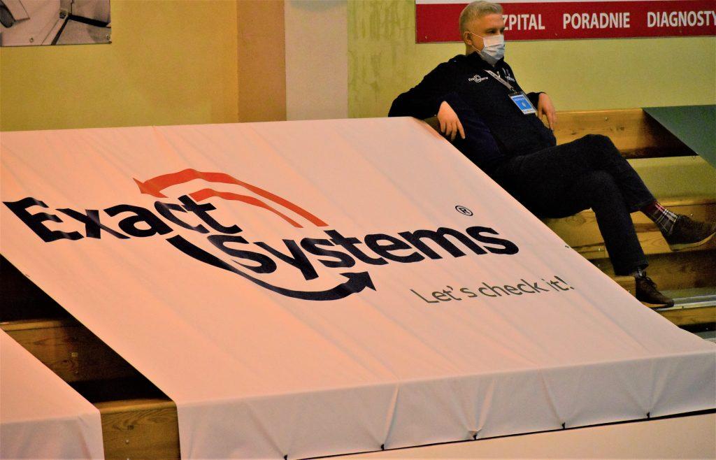 Dyrektor sportowy Exact Systems Norwida Radosław Panas:  Jesteśmy zadowoleni z miejsca i gry naszego zespołu. Szykujemy kilka transferów... 1
