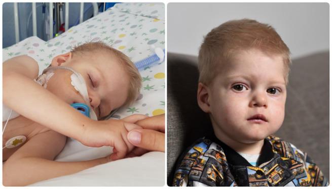 Dwulatek z gminy Kłomnice zbiera na operację serca w USA. Brakuje jeszcze ponad miliona! 4