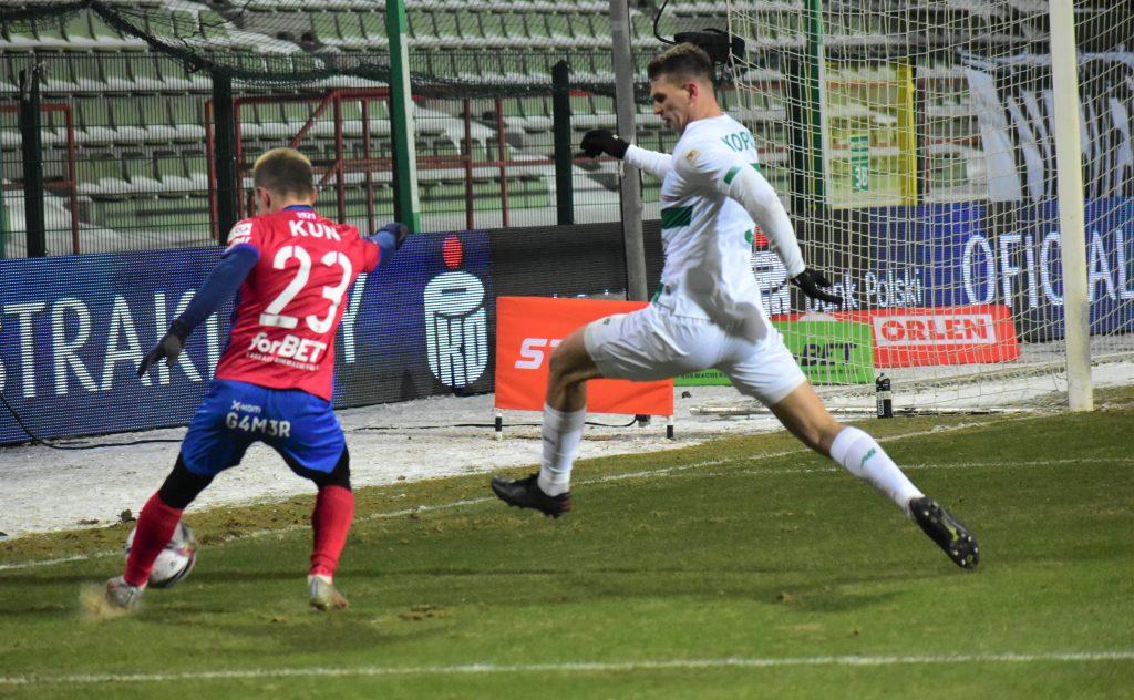 Raków przegrał z Lechią Gdańsk... 5