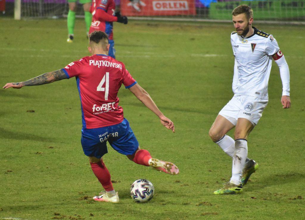 Raków chce w sobotę wygrać z Lechią Gdańsk 1