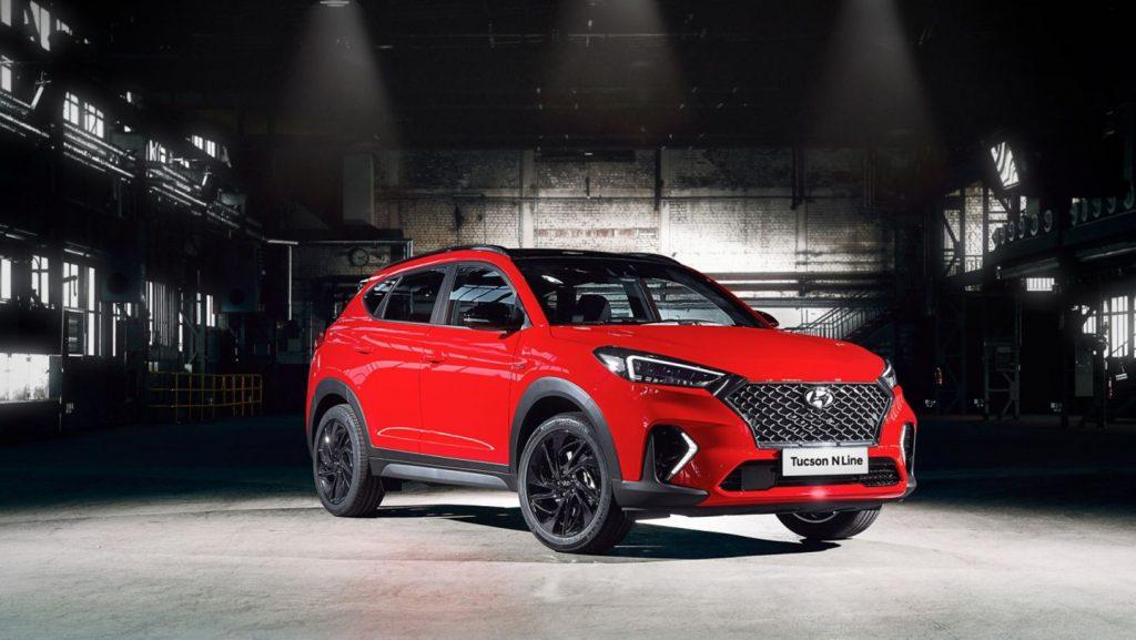 Hyundai Tucson – elegancki i bezpieczny SUV 6