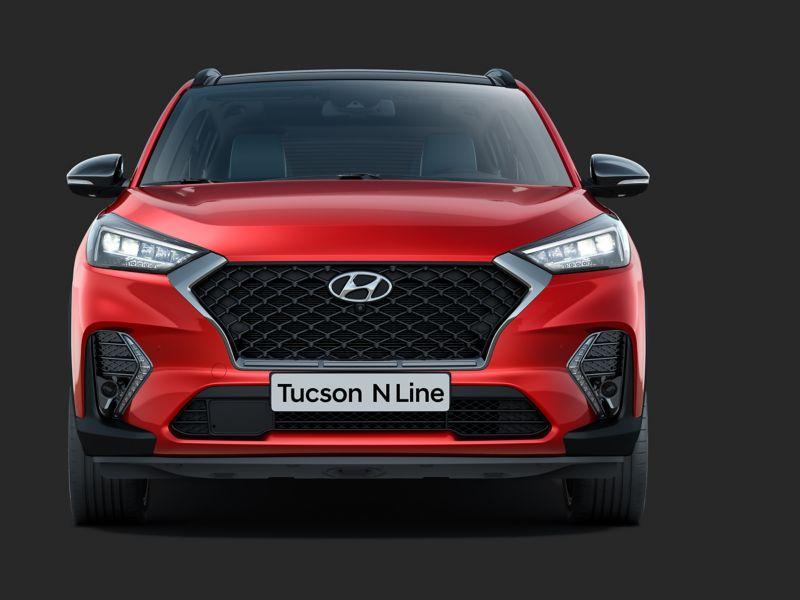 Hyundai Tucson – elegancki i bezpieczny SUV 7