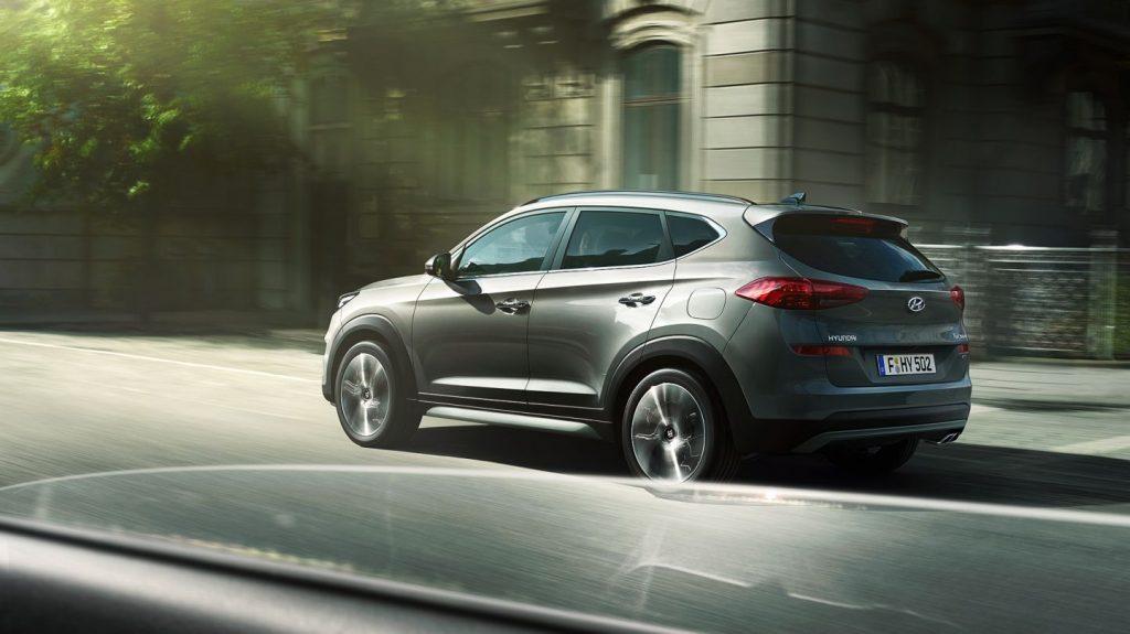 Hyundai Tucson – elegancki i bezpieczny SUV 9
