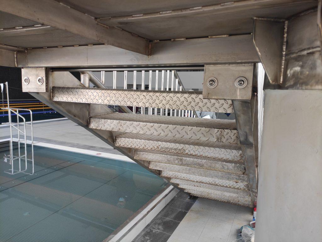 Poważne wady budowlane powodem braku odbioru końcowego basenu w Radomsku. 45