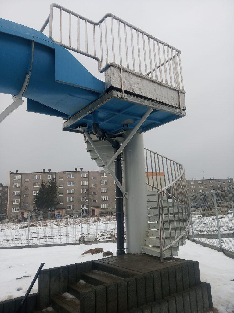 Poważne wady budowlane powodem braku odbioru końcowego basenu w Radomsku. 4