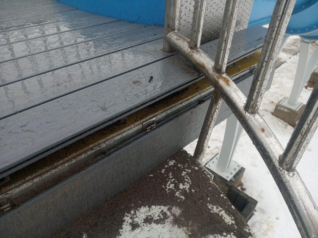 Poważne wady budowlane powodem braku odbioru końcowego basenu w Radomsku. 6