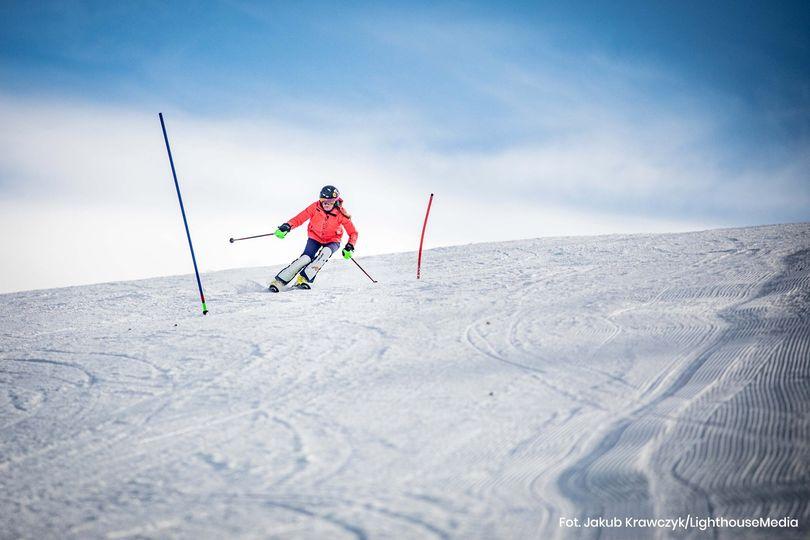 Pogoda dopisuje, przed nami weekend, więc może na narty? 1