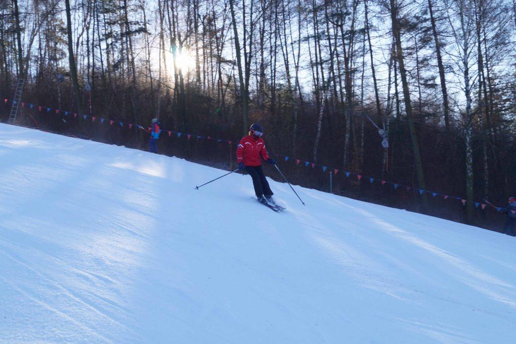 Pogoda dopisuje, przed nami weekend, więc może na narty? 2