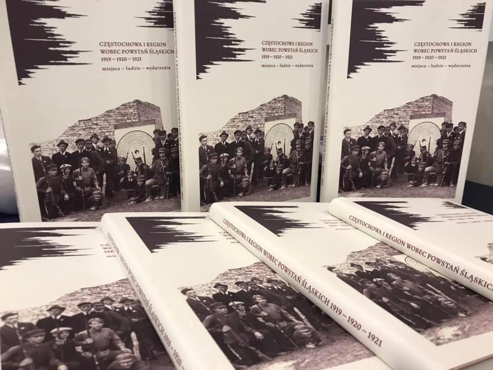 Regionalny Ośrodek Kultury w Częstochowie prezentuje publikacje wydane w 2020 roku 1