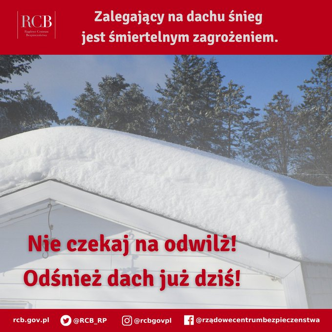 Uwaga na śnieg i mróz 4