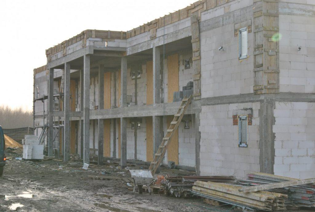 Efekty inwestycji budowy budynku mieszkalnego wielorodzinnego w Konopiskach 1