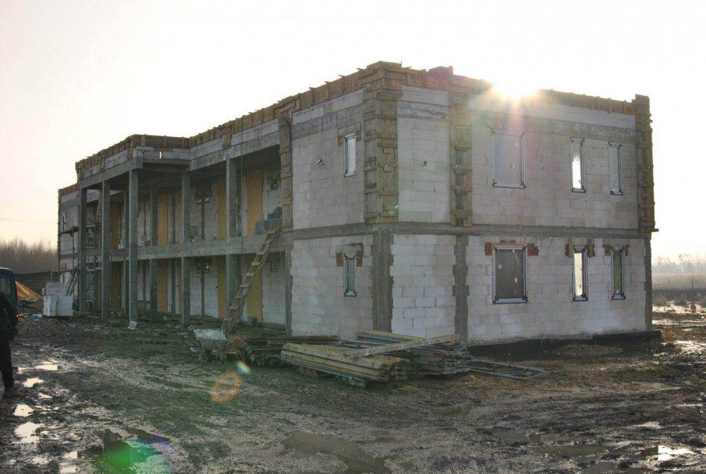 Efekty inwestycji budowy budynku mieszkalnego wielorodzinnego w Konopiskach 10