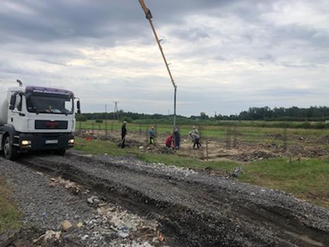 Efekty inwestycji budowy budynku mieszkalnego wielorodzinnego w Konopiskach 4