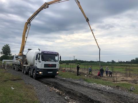 Efekty inwestycji budowy budynku mieszkalnego wielorodzinnego w Konopiskach 5