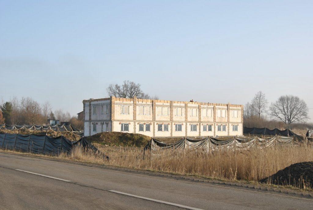 Efekty inwestycji budowy budynku mieszkalnego wielorodzinnego w Konopiskach 9