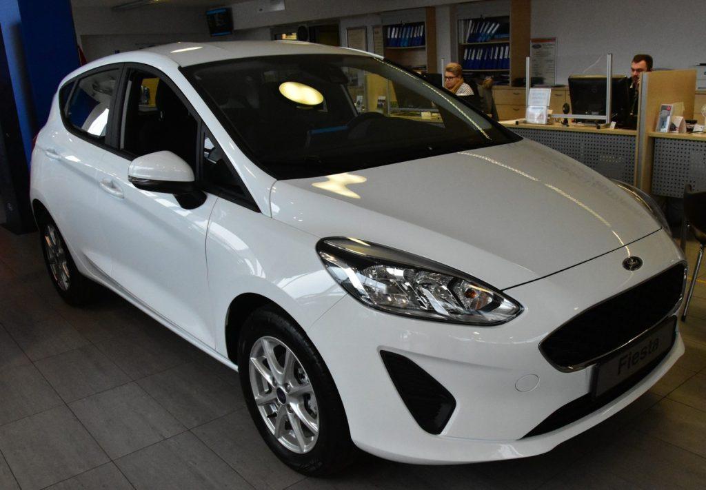 Ford Fiesta – radość z bezpiecznej i wygodnej jazdy 1