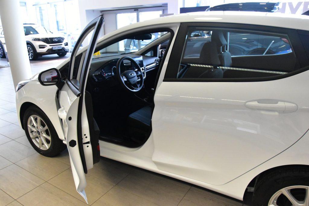 Ford Fiesta – radość z bezpiecznej i wygodnej jazdy 10