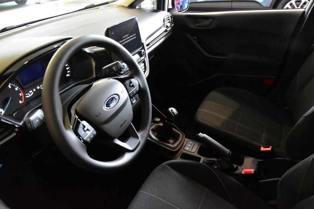 Ford Fiesta – radość z bezpiecznej i wygodnej jazdy 11