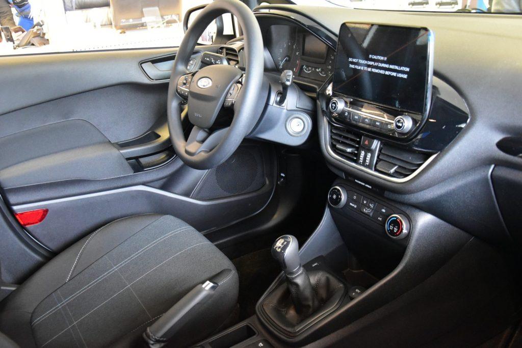 Ford Fiesta – radość z bezpiecznej i wygodnej jazdy 12