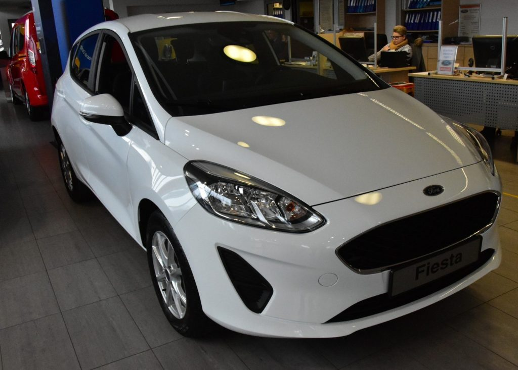 Ford Fiesta – radość z bezpiecznej i wygodnej jazdy 6