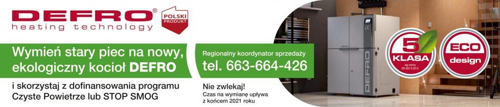 Wymień stary piec na nowy, ekologiczny kocioł grzewczy, spełniający wymagania uchwały Sejmiku Śląskiego 1