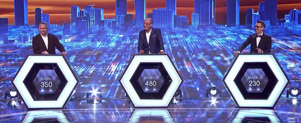 """W programie """"Jaka to melodia"""" dla Kamila Stawiarza zagrali komentatorzy sportowi 3"""