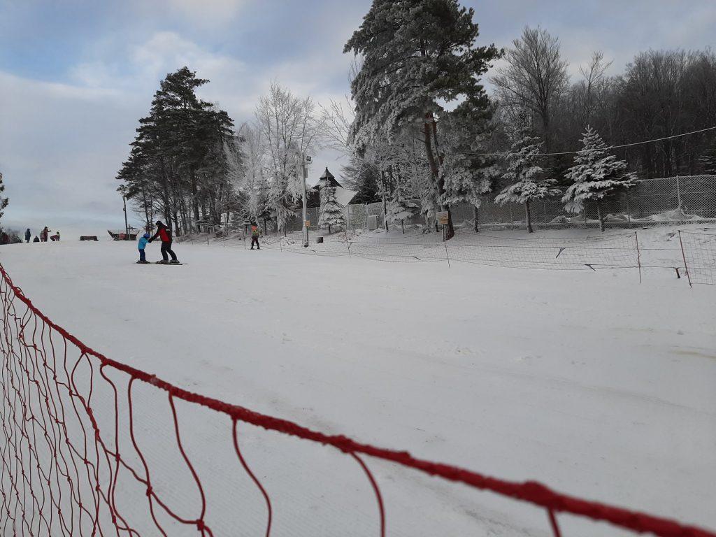 Pogoda dopisuje, przed nami weekend, więc może na narty? 5