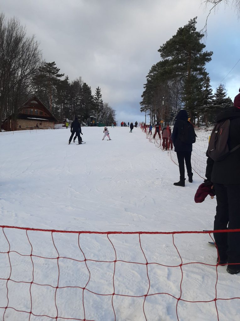Pogoda dopisuje, przed nami weekend, więc może na narty? 6
