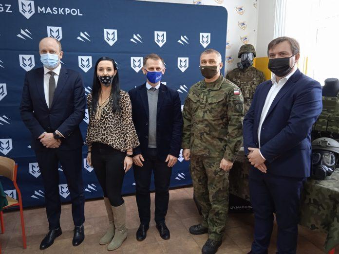 MASKPOL nawiązał współpracę z częstochowskimi szkołami 3