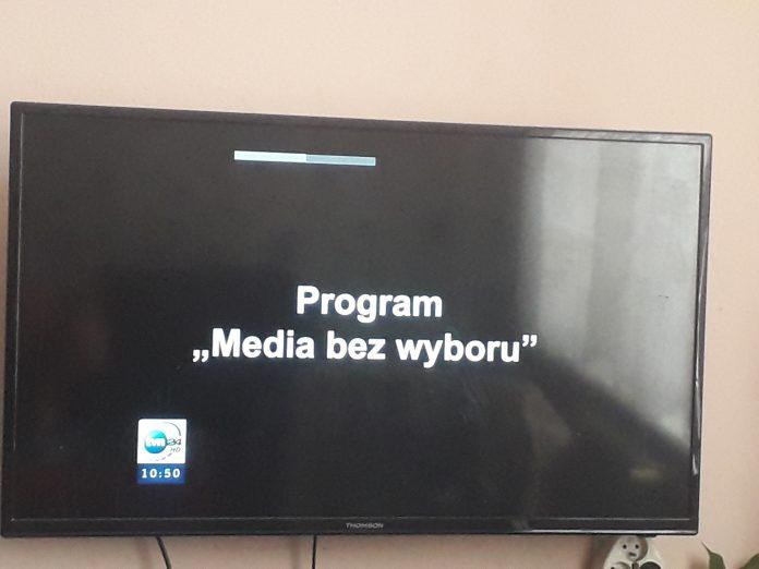 Niezależne media dzisiaj przerwały nadawanie. Nie zobaczysz ulubionego programu, nie posłuchasz ulubionej audycji 3