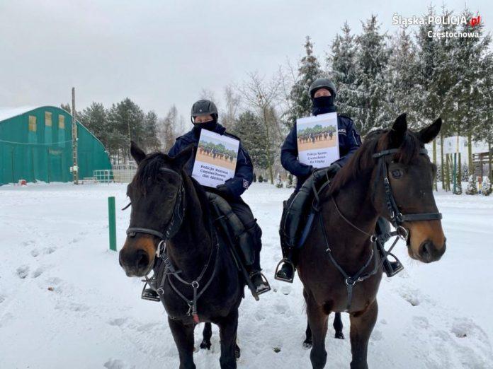 Częstochowscy policjanci pomagają kolejnym chorym dzieciom 4