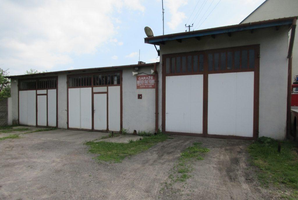 Strażacy z Mstowa będą mieć rozbudowany budynek garażowy OSP 2