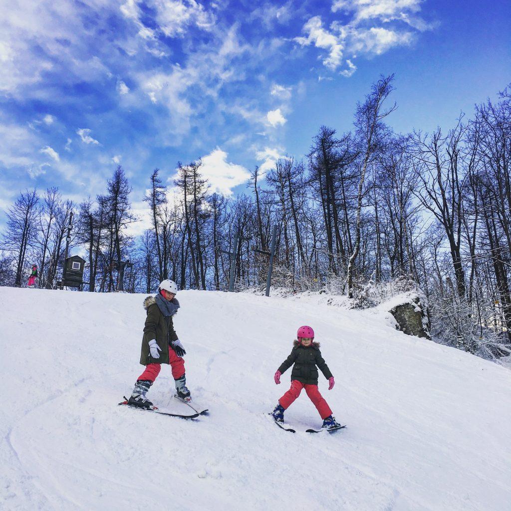 Pogoda dopisuje, przed nami weekend, więc może na narty? 3