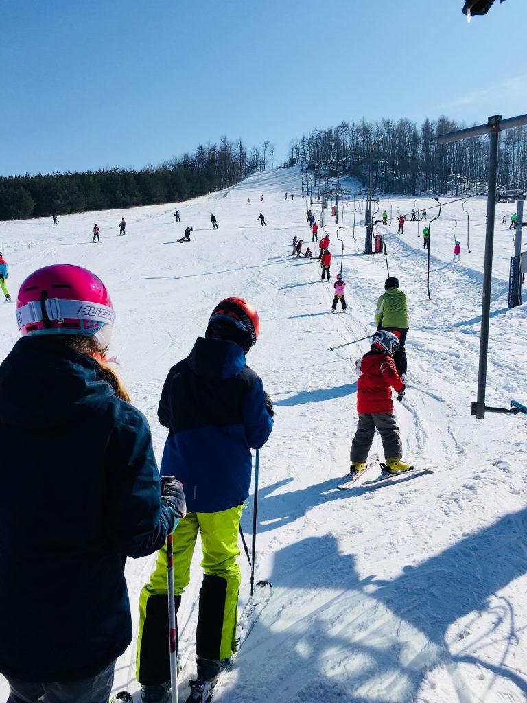 Pogoda dopisuje, przed nami weekend, więc może na narty? 4
