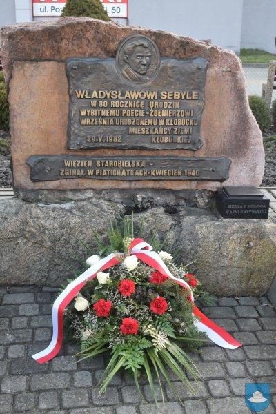 W Kłobucku uczcili 119. rocznicę urodzin Władysława Sebyły 5