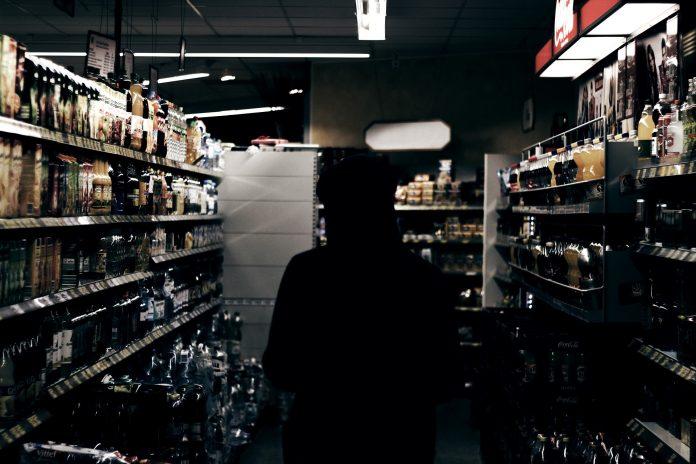 sklep alkoholowy