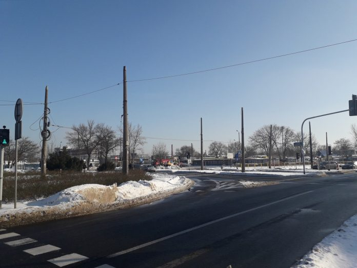Jutro rozpoczną się roboty na kolejnym skrzyżowaniu w Śródmieściu Częstochowy 13