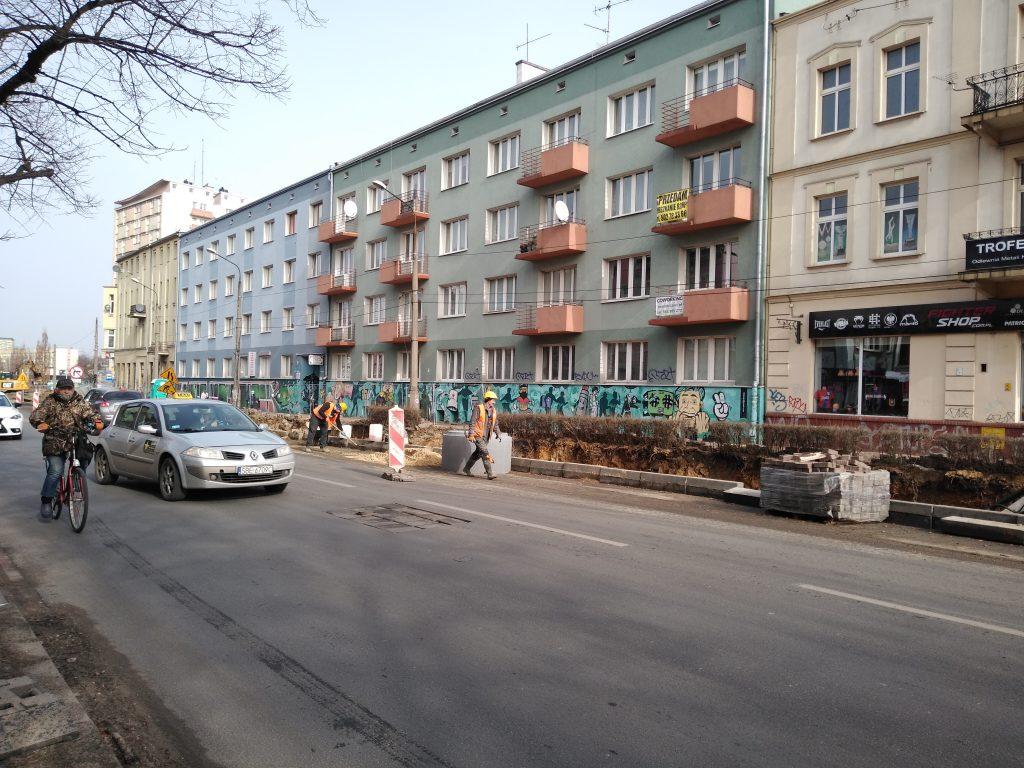 Zobacz, jak przebiega remont torowiska w Śródmieściu Częstochowy 10