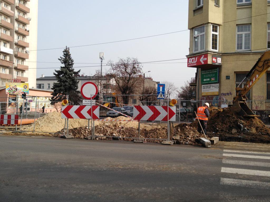 Zobacz, jak przebiega remont torowiska w Śródmieściu Częstochowy 11